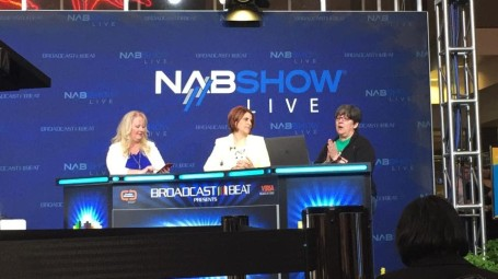 Luisa Winters on GalsNGear NABSHOW Live 2016